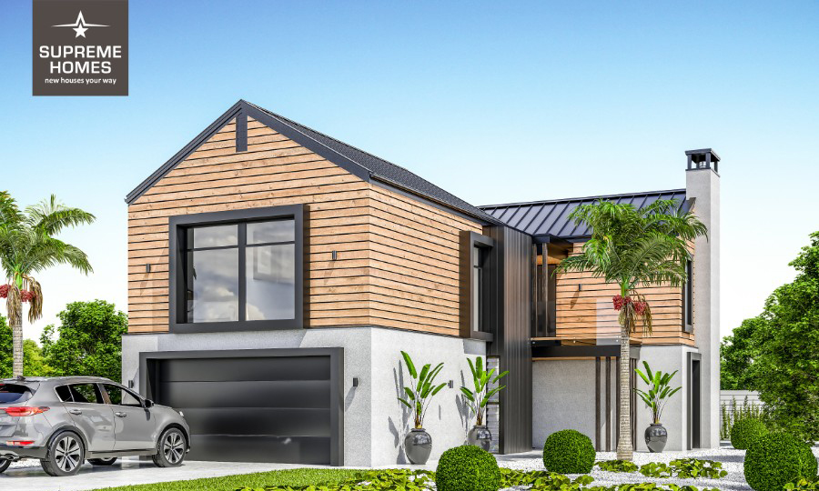 two-storey house plans wellington